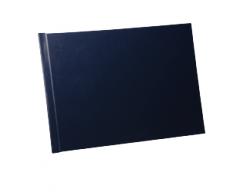 BXT Hard Cover Set Manager dBlue A4L, 10 sets