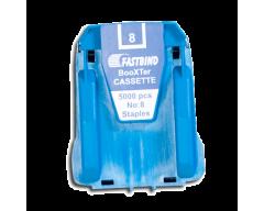 BXT Staples Cassette No 8, 1 pcs/Box