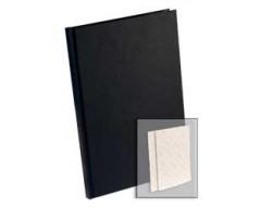 Manager PB hard cover set A4P black 8mm, 10 sets