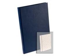 Manager PB hard cover set A4P blue 8mm, 10 sets