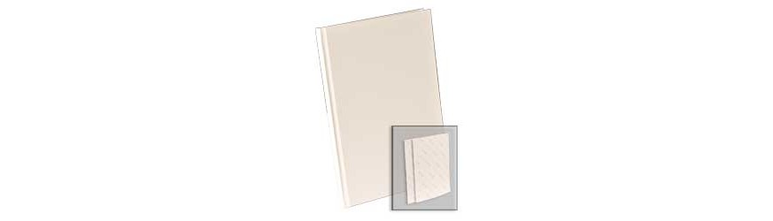Manager White Hard Cover Sets