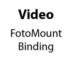 Fastbind FotoMount F42